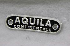 VESPA TYPENSCHILD Aquila Sitzbank V 50 N S Sattel VBB VNB Rally Sprint GS GL GT