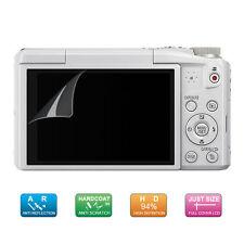 4x LCD Screen Protector Film for Panasonic Lumix DMC FX700 FZ47 ZS50 ZS45 G5