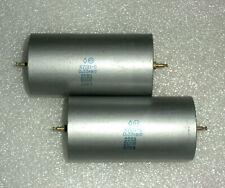 0.33uF 200V Matched Pair AUDIO teflon capacitors K72P-6.