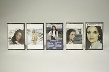 Female Country Singers- LOT of 5- Cassette Tape- C13