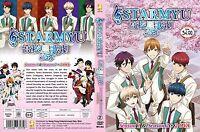 ANIME DVD Starmyu Season 1+2(1-24End+2OVA)Eng sub&All region + FREE CD