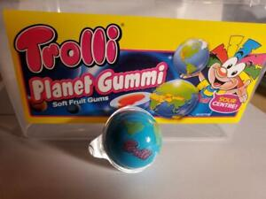 Trolli Planet Gummi **SEALED** Gummy **IN HAND** **SHIPS FROM USA***