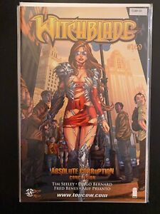 Witchblade 169 High Grade Image Comic CL66-10