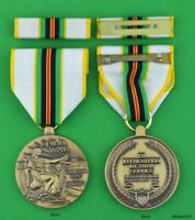 COLD WAR VICTORY MEDAL & RIBBON - U.S. Army Navy Air Force Marine Corps Veteran