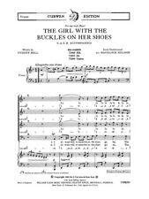 Nelson H The Girl With The Buckles On Her Shoes SATB Classical Choral