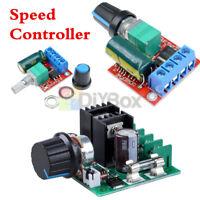 DC 5V-35V 12V-40V 10A/5A PWM Motor Controller Speed Regulation LED Dimmer 20khz