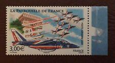 Timbre France poste aérienne 2008 YT PA71a Neuf**. Patrouille de France. Bord