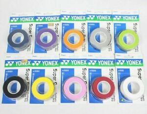 Yonex Super Grap 3-pack Tennis Badminton overgrip