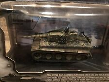 "Unimax Forces of Valor 1:72 Tiger I, ""Black 232""; Normandy 1944, No. 85004"