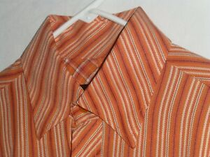 Mint$155 16x34 Bugatchi Uomo Mens Med Casual Dress Shirt ITALY 39-41 Nordstrom