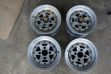 "JDM POTENZA TR-1 13"" old school rims wheels ae86 ta22 datsun reverse deep ssr"