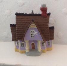 Hallmark 1995 Halloween Haunted House Merry Miniature