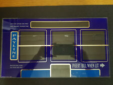Igt slot machine S+ S-Plus Short Reel Glass