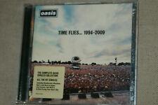 OASIS  **  TIME FLIES... 1994-2009  **   2x CD ALBUM ….. Hit Singles