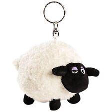 "Stuffed toy Shaun the Sheep "" Shirley Key Ring 4in. /10cm"" NICI from Japan Plush"
