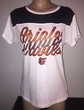 BALTIMORE ORIOLES MLB Womens T-Shirt M