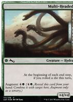 Multi-Headed FOIL | NM/M | Unstable | Magic MTG