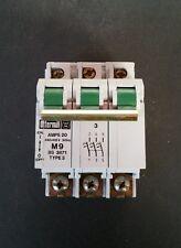Ottermill System T  20 Amp Triple Pole MCB Type 3/C
