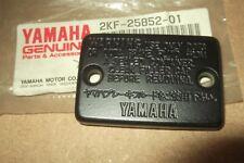 Yamaha FZR1000 TT600 IT200 TT225 TT350 avant maître-cylindre Couvercle # 2KF-25852-01