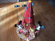 Magnifique centre de table Noel lumineux DISNEY MICKEY/MINNIE CHRISTMAS