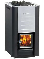 Sauna Wood Burning Stove Harvia 26 Pro, for rooms 10 - 26 m3