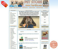 AMAZON STORE - Complete, Ready Made Pet Affiliate Website