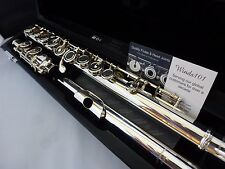 Miyazawa Prof Grade Flute in MINT Condition *Closed Holes *Offset G *C foot