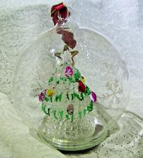 Unison Light-up Glass ornament