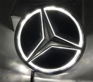 For Mercedes Benz W205 Newest type LED mirror Logo emblem star 2015-2018