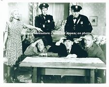 THE THREE STOOGES MOE CURLY HOWARD LARRY FINE VAUDEVILLE TV SHOW 8 X 10 PHOTO #2