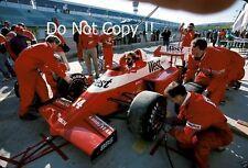 Jonathan Palmer Zakspeed espagnole de 861 Grand prix 1986 photo