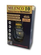 Milenco 10 Battery Care by Optimate Automatic Charger Car Caravan Motorhome 5517