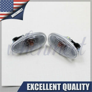New Parking Signal Repeater Light Passenger or Driver MR522027 For Lancer USA OE