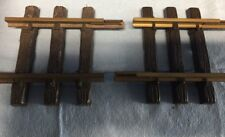 "LGB G Scale Straight Brass Track # 10070 Slight Use 2""15/16"". 1 unit price only"