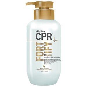 CPR Vitafive  Fortify Repair Sulphate Free Shampoo 900ml - Premium Quality