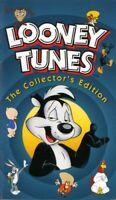 Looney Tunes Collector's Edition Vol 3 The Vocal Genius Mel Blanc VHS Rare OOP