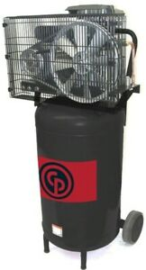 CP RCP-224VP 2HP 24Gallon 115/230V Single Phase Vertical Portable Air Compressor