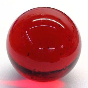 Glaskugeln 50 mm mit Lufteinschlüssen - Viele Farben