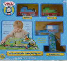 Thomas & Friends Thomas and Cranky Playset**Brand New**