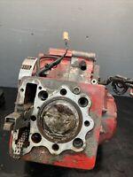 1986 Honda XL 250R xl250 r Engine bottom end crank transmission gears