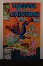 Marvel Action Universe #1 (Marvel, Jan 1989)  Spider-Man cover