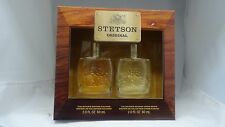 Stetson Original Collector's Edition Cologne And After Shave 2.0 FL OZ Gift Set