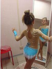 Kids Figure Skating Dresses Custom Ice Figure Skating Dress for Competition