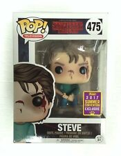 Stranger Things - Steve with bat SDCC Pop! Vinyl Figure #475 NEW Funko rare