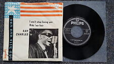 Ray Charles - I can't stop loving you 7'' Single Germany