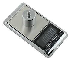 500g/0.01g balanza electrónica de precisión digital LCD portátil bolsillo joyería escala