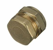 15mm Compression Stopend - Bag of 5