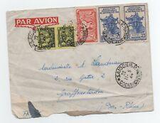 1948  LETTRE  INDOCHINE COCHINCHINE SAIGON