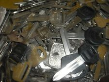 5 POUNDS TOTAL 250 PLUS NEW STOCK RANDOM BRASS KEY BLANKS MISC FREE SHIPPING