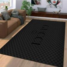 Gucci Dark Living Room Area Carpet Living Room Rugs The Us Decor - Medium